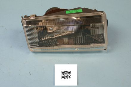 1997-2004 Corvette C5 RH Front Headlight Lamp Export UK T85 GM 16515268 Guide, used good